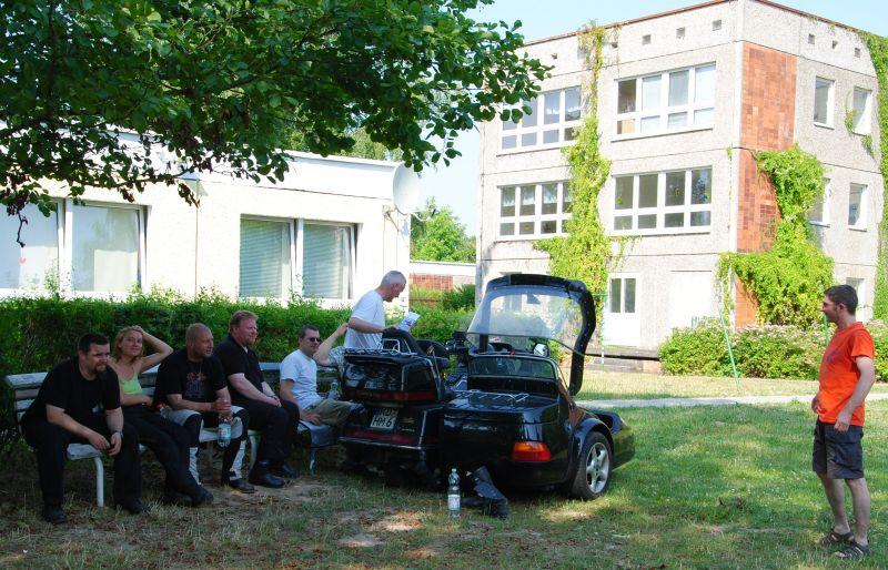 Jumbofahrt Rostock * Mecklenburg * 2010