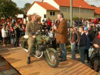 Zweirad-Oldtimertreff in Tessin bei Rostock am 3. Oktober
